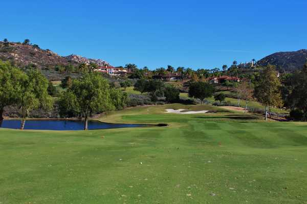 Maderas golf course - 12th hole