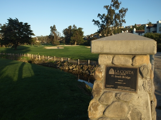 La Costa Resort and Spa - Legends golf course - no. 1