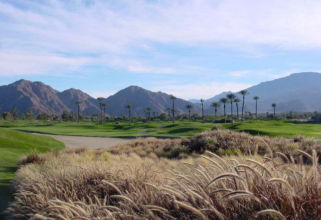 La Quinta resort - Dunes golf course - hole 1