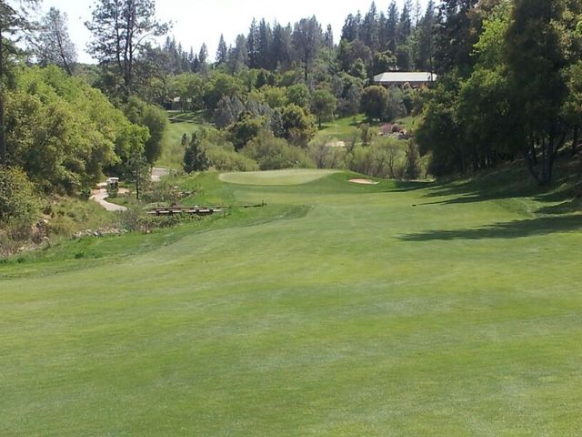 Winchester C.C. golf course - hole 10