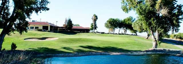 Pittsburg's Delta View GC: Clubhouse