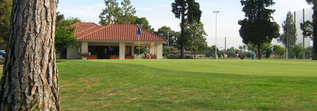 Airways GC: Clubhouse