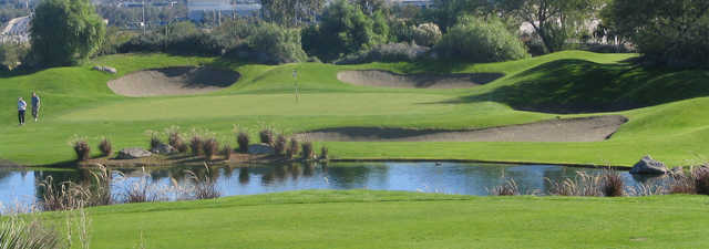 No.5 on the Gary Player Signature Course at Westin Mission Hills Golf Resort &amp; Spa