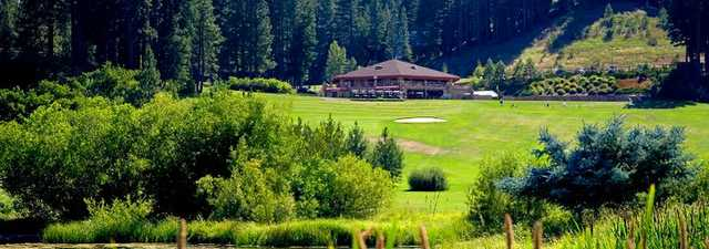 Plumas Pines Golf Resort: Clubhouse