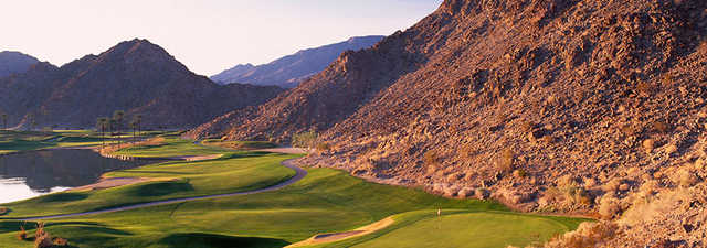 PGA WEST Pete Dye Mountain: #6