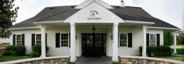 Morgan Creek G & CC: Golf Shop