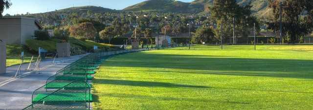 San Juan Hills GC: driving range