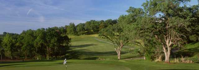 Whitney Oaks GC: #12