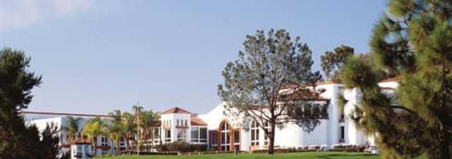 Omni La Costa Resort & Spa: clubhouse