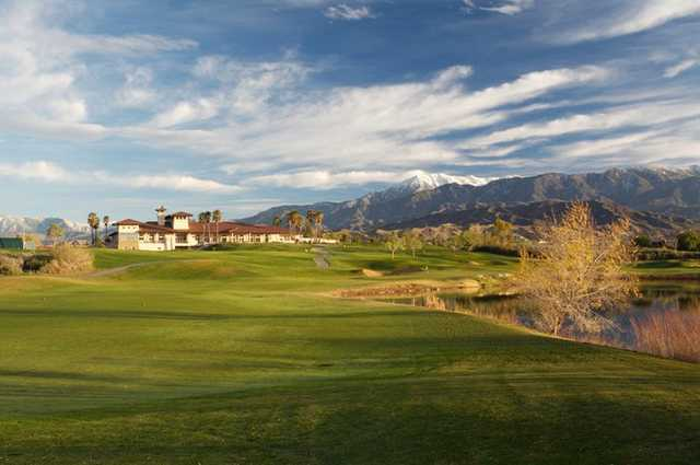 Morongo Golf Club At Tukwet Canyon Legends Course In