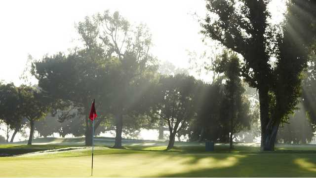 Hillcrest Country Club In Los Angeles