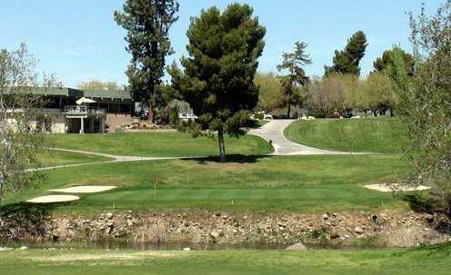 River Island Golf Course Porterville