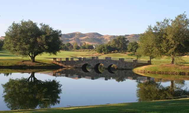 Ruby Hill Golf Club In Pleasanton