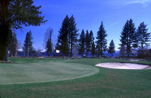 Old Brockway Golf Course In Kings Beach