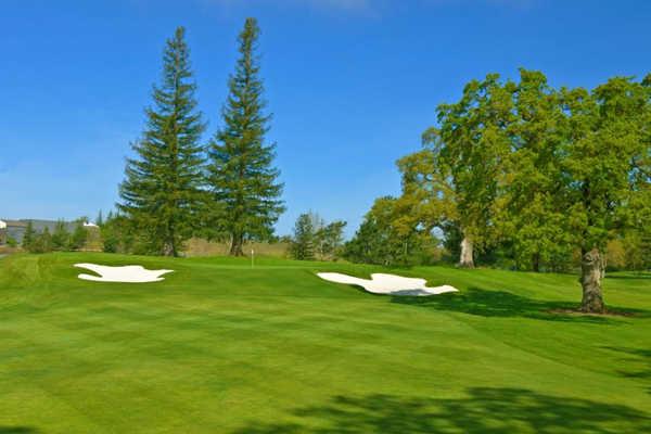 Silverado Country Club >> North Course at Silverado Resort & Spa in Napa