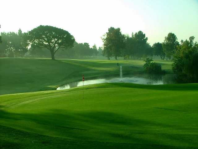 Candlewood Country Club In Whittier