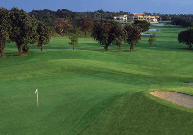Golf Course Club House Huntington Beach Ca