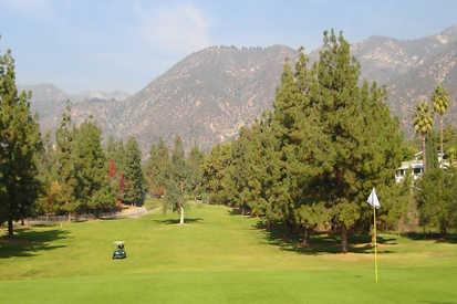 eaton canyon golf course in pasadena