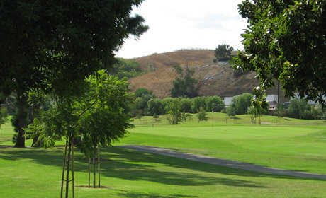 Diamond Bar Golf Course In Diamond Bar