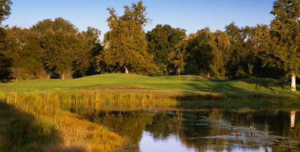 Cherry Island Golf Course In Elverta