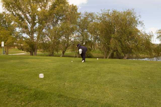 Tierra Del Sol Golf Course In California City