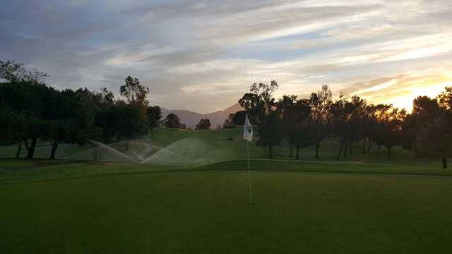 Mountain Meadows Golf Course In Pomona