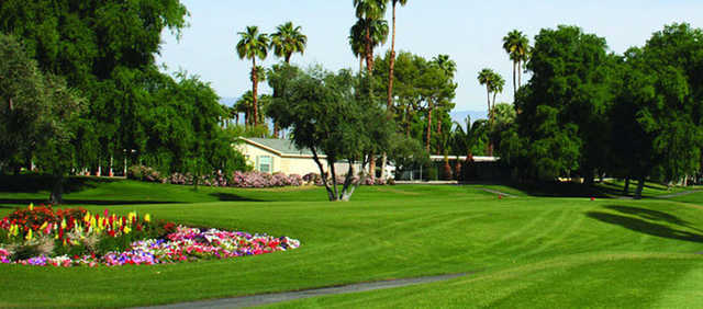 Date palm country club in Perth