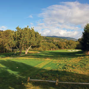 Carmel Valley Ranch Resort - hole 16
