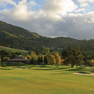 Carmel Valley Ranch Resort - hole 18