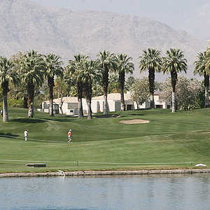 Desert Springs Resort - Palm Course - hole 3