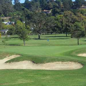 Peacock Gap Golf Club: #10