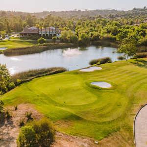 The Golf Club of California: #12