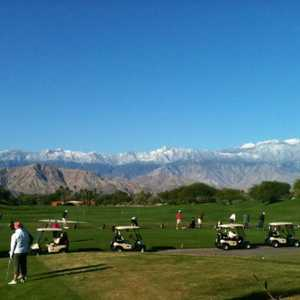 Desert Willow GR: driving range