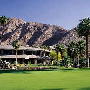 Indian Wells CC: clubhouse