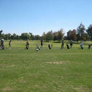 Lemoore GC: driving range
