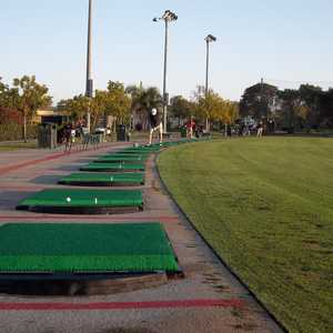 Skylinks GC: driving range