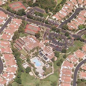 Ocean Hills CC: aerial view