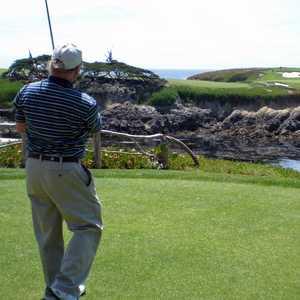 Baylands Golf Links: #16