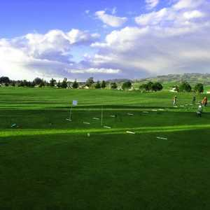 Rooster Run GC: driving range