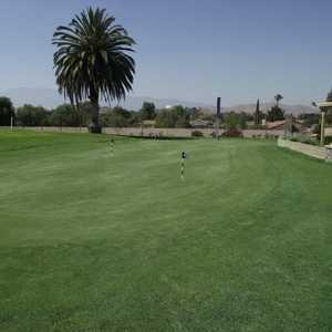 Paradise Knolls: practice area