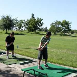 Wildhawk GC: driving range