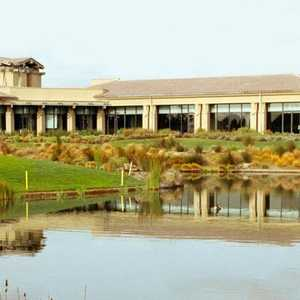 Poplar Creek GC: clubhouse