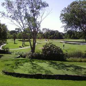 Antelope Greens GC: #7