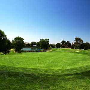 Ridgemark Golf &amp; Country Club - Diablo - hole 13