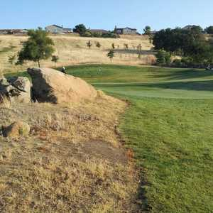 Whitney Oaks GC: #4