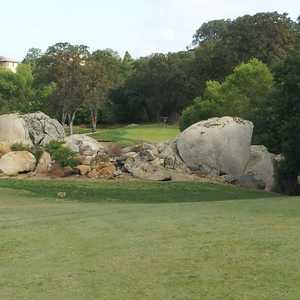 Whitney Oaks GC: #11