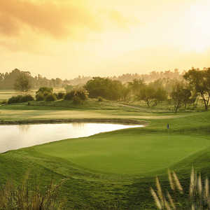 Wood Ranch GC: #8