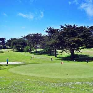 Golden Gate Park GC