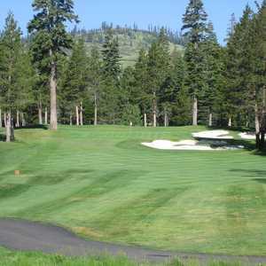 Tahoe Donner GC: #4