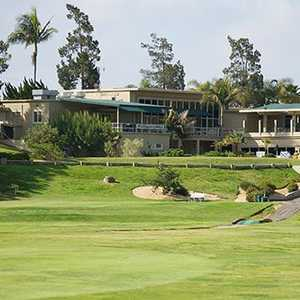 Marine Memorial GC: Clubhouse